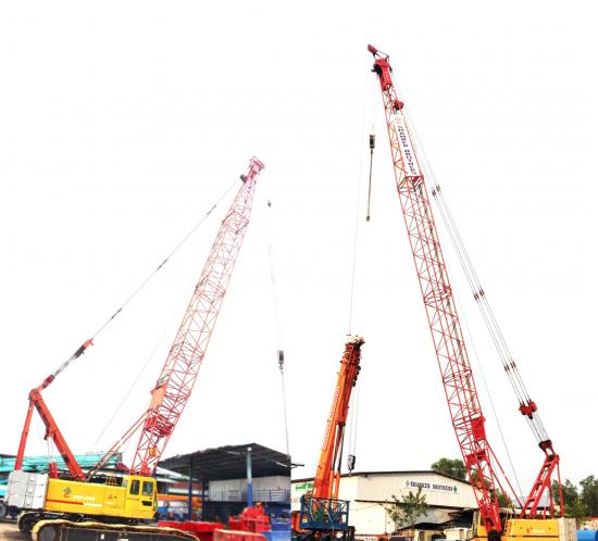 Crawler Crane Service